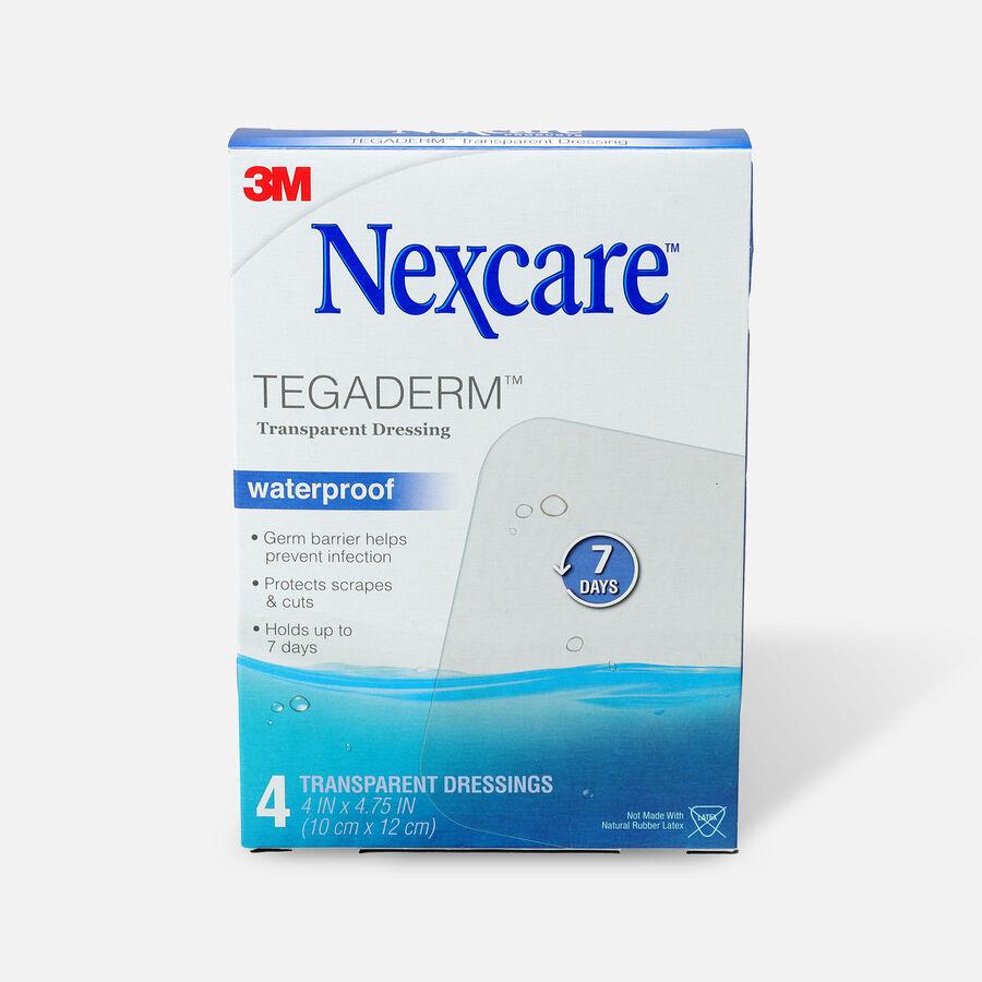 Nexcare Tegaderm Transparent Dressing, , large image number 0