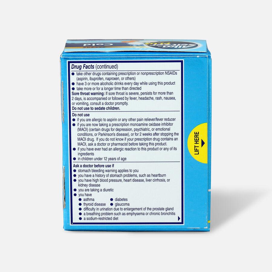 Alka-Seltzer Plus Cold PowerFast Fizz, Effervescent Tablets, Orange Zest, 20ct, , large image number 1