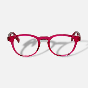 EyeBobs Clearly Reading Glasses, Pink