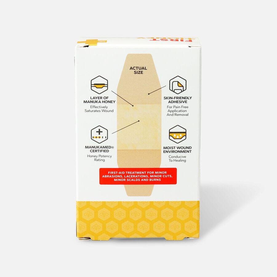First Honey Natural Manuka Bandages - 12ct , , large image number 1