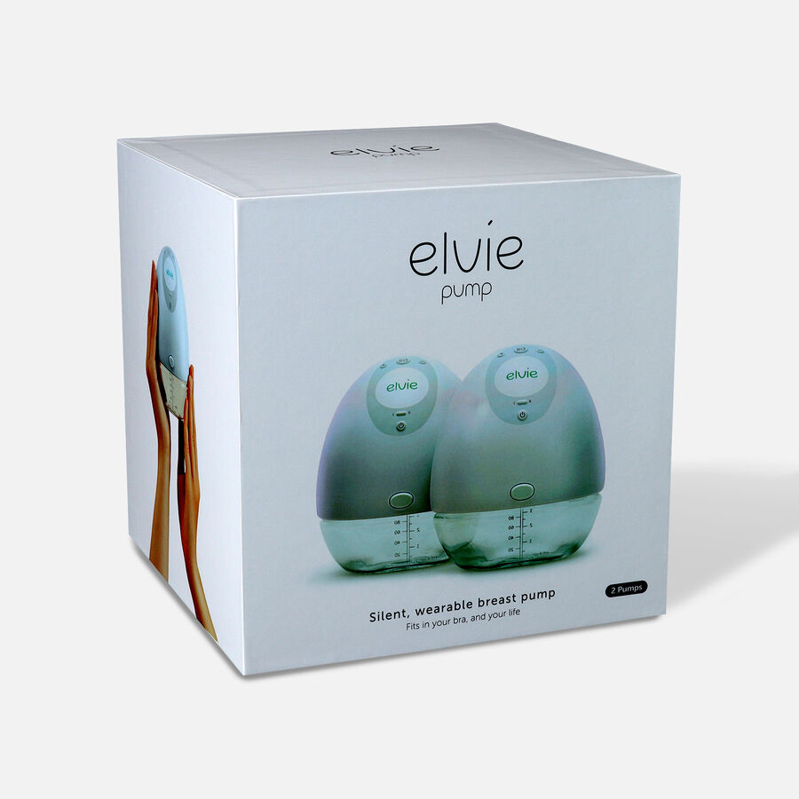 Elvie Double Electric Breast Pump, , large image number 4