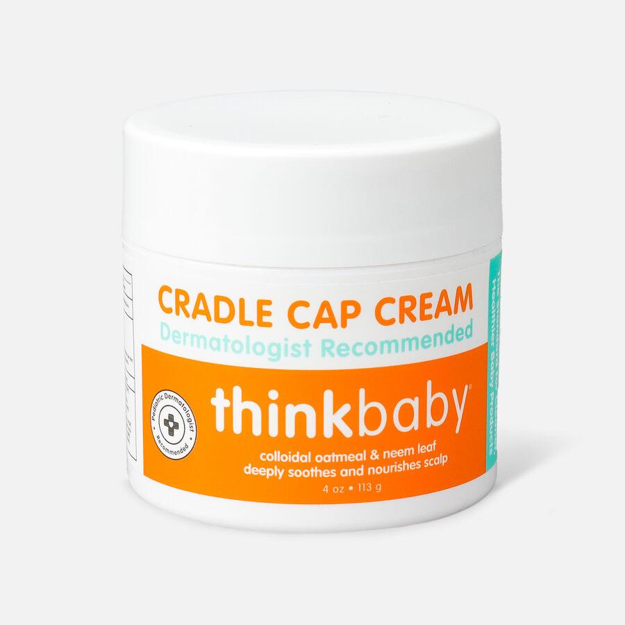 Thinkbaby Cradle Cap Cream, 4 oz, , large image number 0