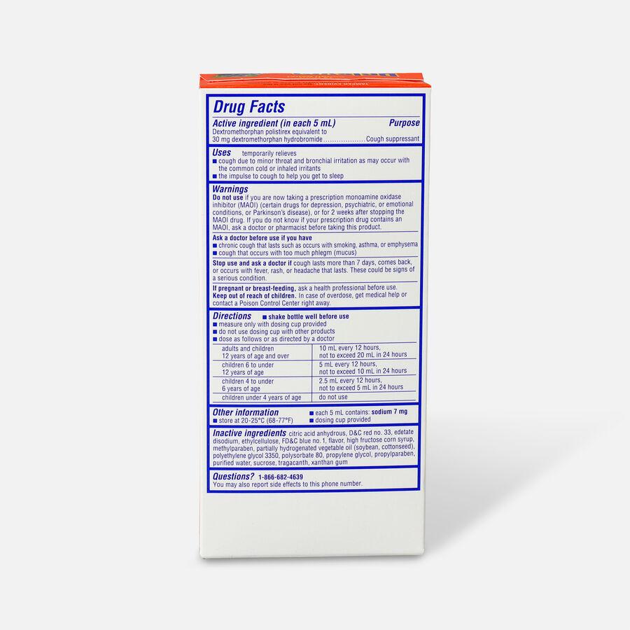 Delsym Adult Liquid, Grape, 5 oz, , large image number 1