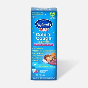 Hyland's 4 Kids Cold 'n Cough 4 Kids Cold 'n Cough Nighttime, 4oz