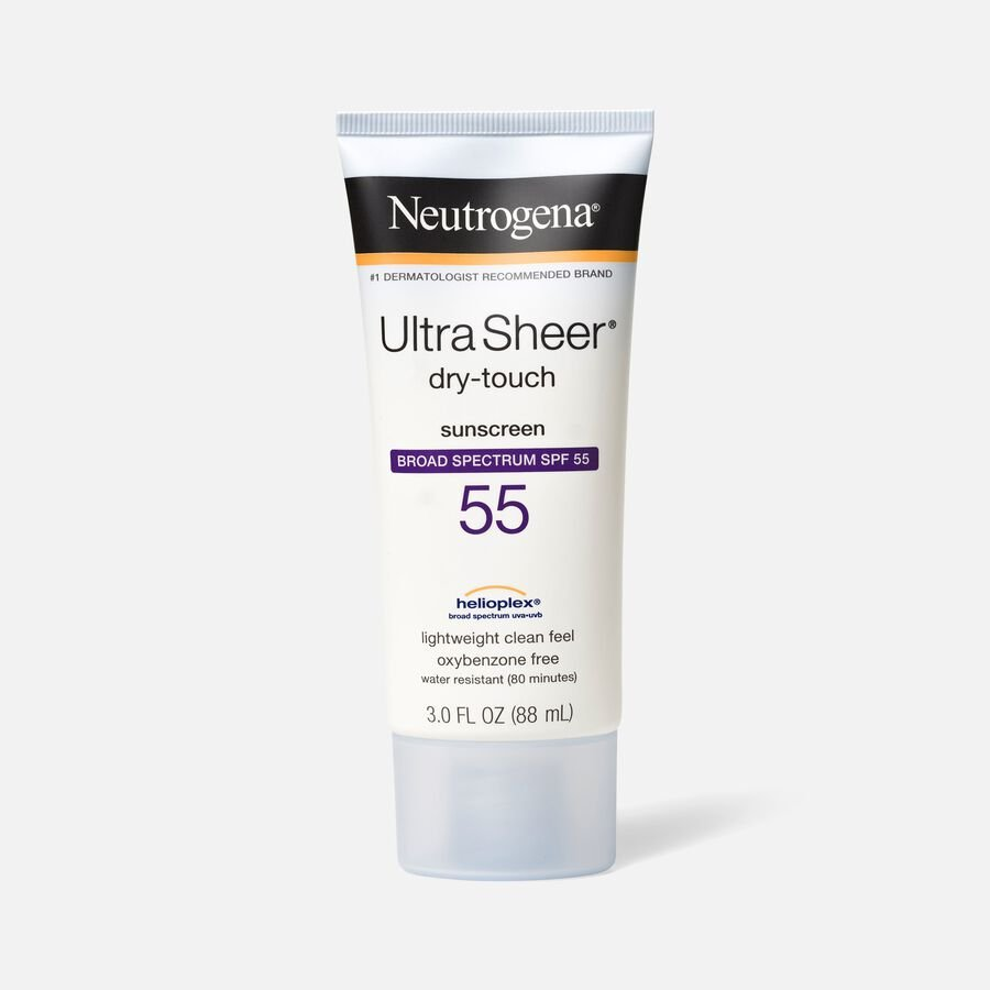 Neutrogena Ultra Sheer Dry-Touch Sunscreen, 3 oz, , large image number 2