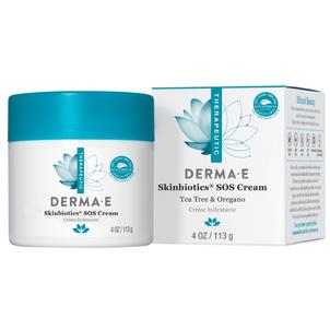 Derma E Skinbiotics SOS Cream, 4 oz