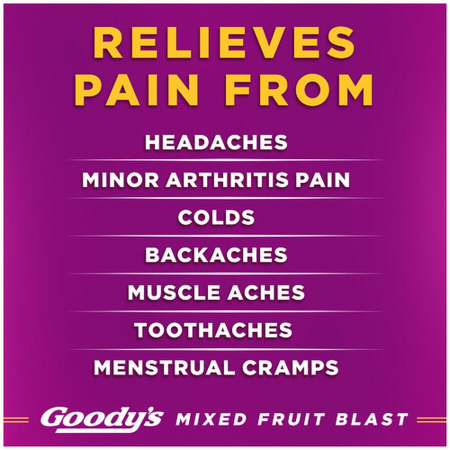 Goody's Mixed Fruit Stix, 24ct., , large image number 3