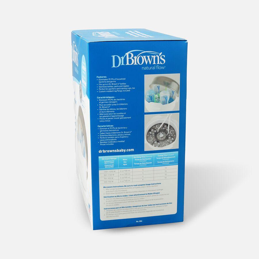 Dr. Brown's™ Baby Bottle Microwave Steam Sterilizer, , large image number 2