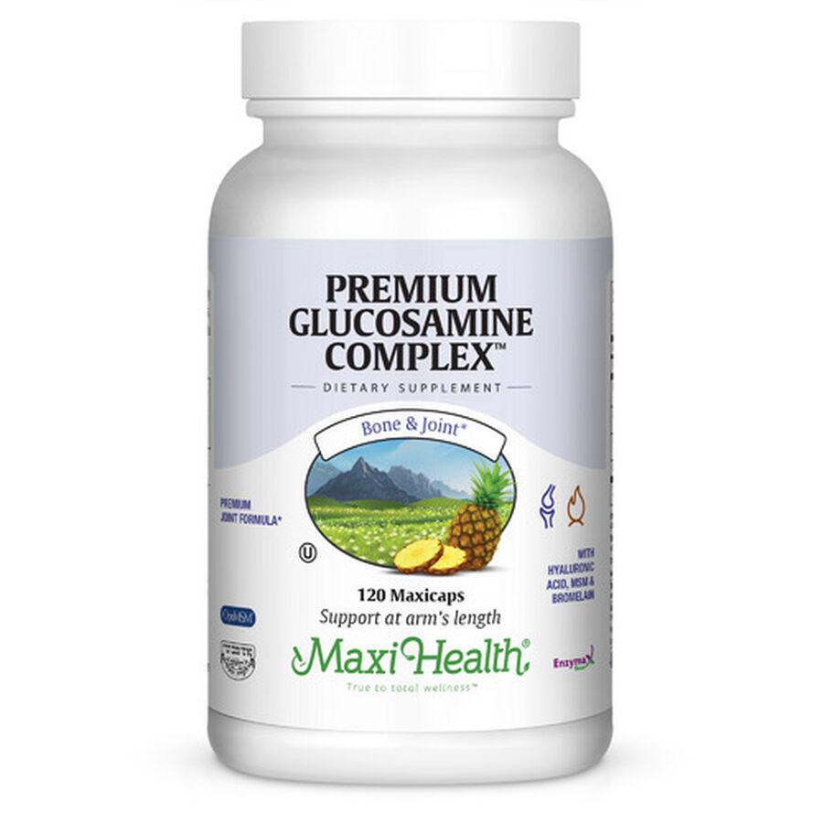 Maxi Health Premium Glucosamine Complex Capsules, , large image number 0