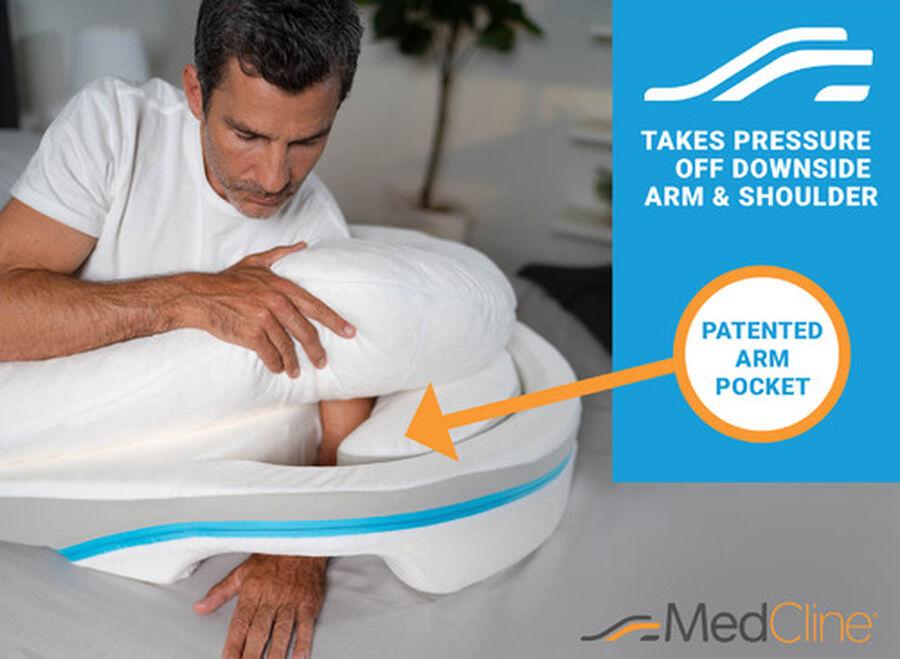 MedCline Shoulder Relief System + Extra Cases Bundle, One Size, , large image number 4