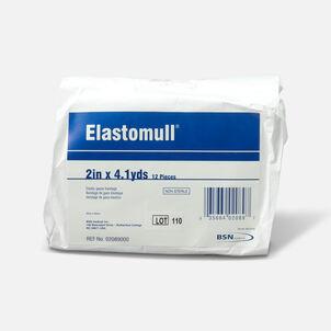 Elastomull Elastic Gauze Bandage, 2in x 4.1 yd, Non-Sterile, 12 ea