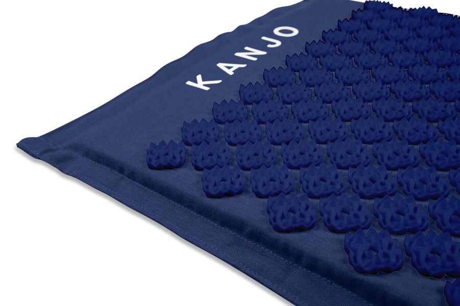 Kanjo Memory Foam Acupressure Mat Set, Navy Blue, , large image number 5