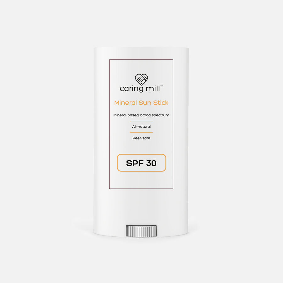 Caring Mill™ SPF 30 Mineral Sun Stick, , large image number 0