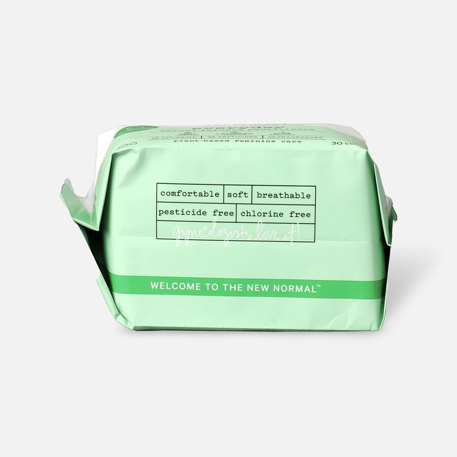 The Honey Pot Everyday Herbal Pantiliners, 30ct, , large image number 2