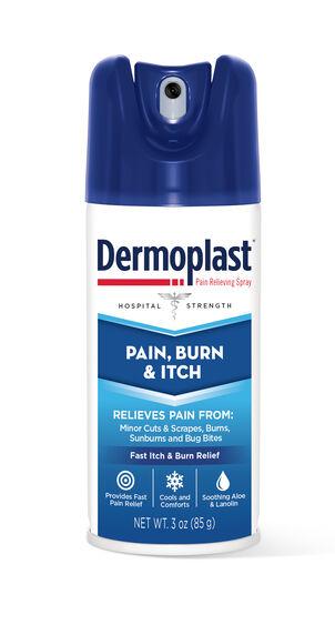Dermoplast Pain Relief Spray, 3 oz.