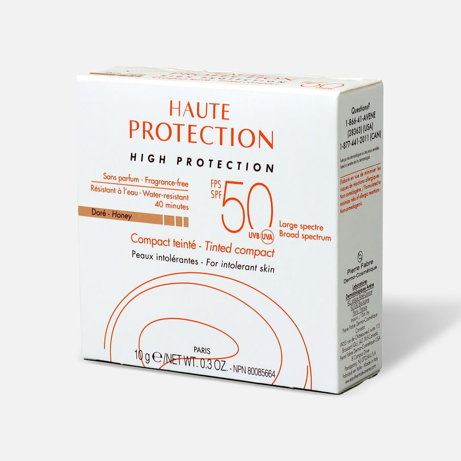 Avène Mineral High Protection Tinted Compact SPF 50, , large image number 3
