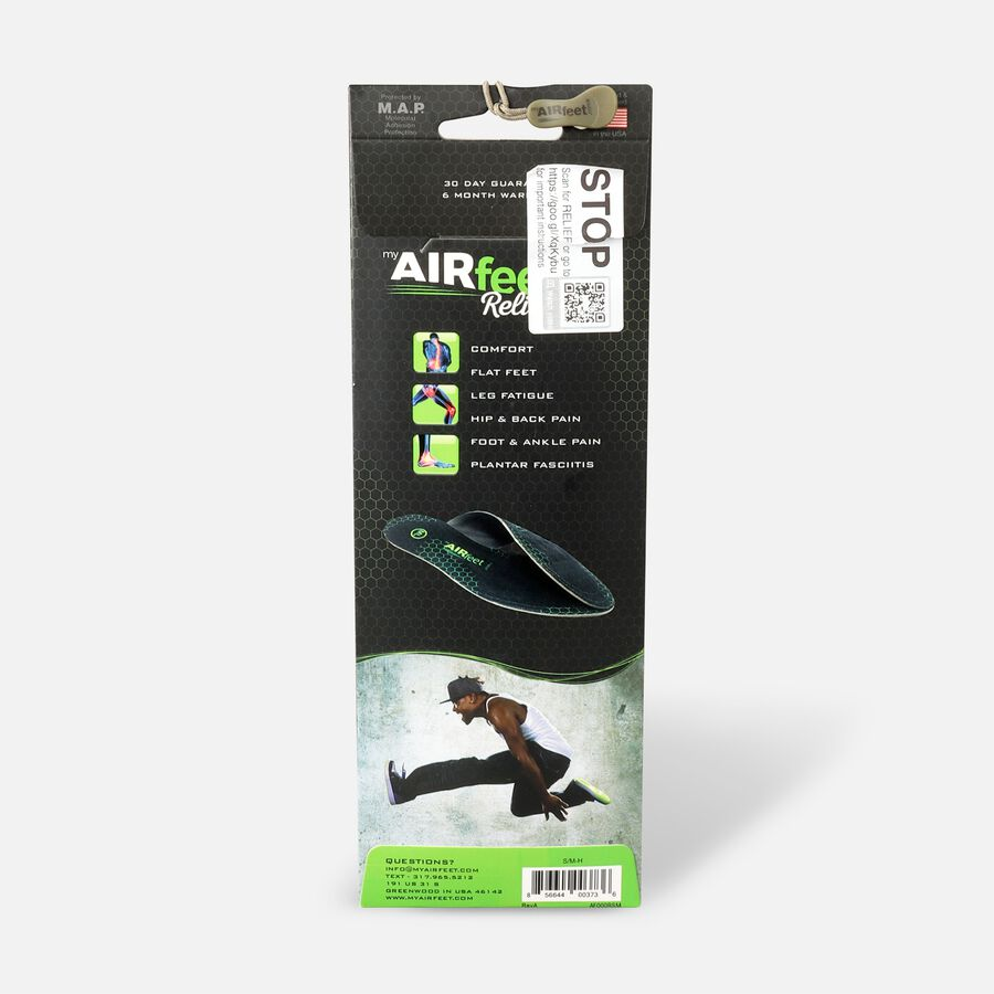 Airfeet Relief Insole, S/M , , large image number 1