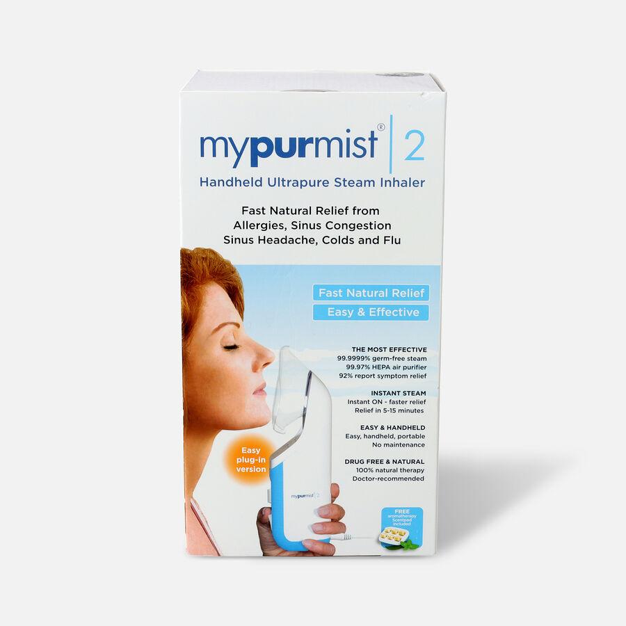 Mypurmist 2 Handheld Ultrapure Steam Inhaler, , large image number 3