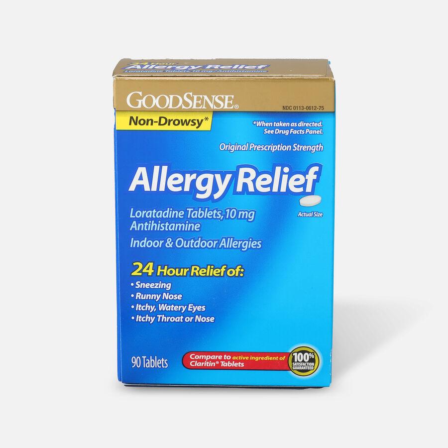 GoodSense® Allergy Relief Loratadine 10 mg Tablets, , large image number 1