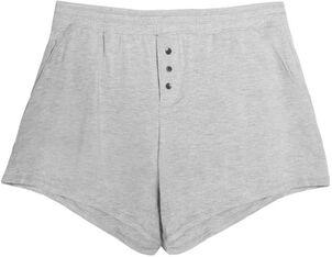 Thinx Period Proof Sleep Shorts, Grey