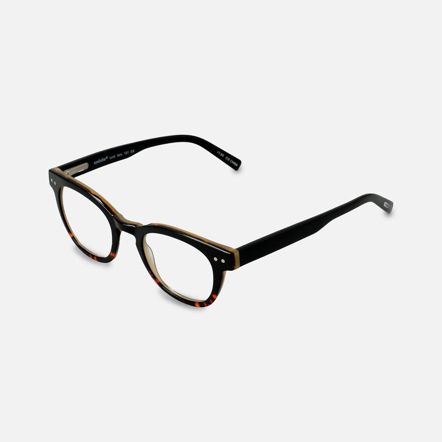 EyeBobs Waylaid Reading Glasses, Black, , large image number 2