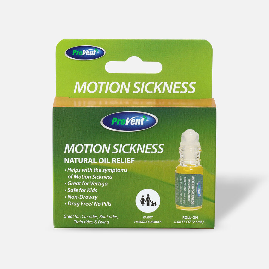 ProVent Motion Sickness Oil Roll-On, 0.08 fl. oz., , large image number 0