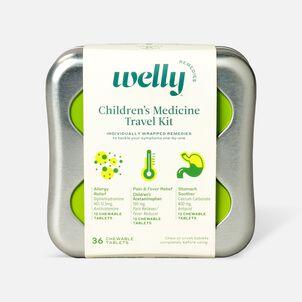Welly Children's Medicine Travel Kit - 42ct