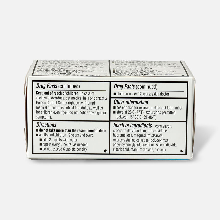 GoodSense® Menstrual Relief Caplets, 24ct, , large image number 4