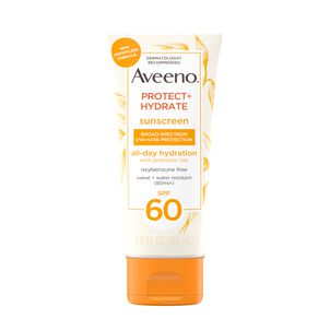 Aveeno Protect + Hydrate Body Lotion, SPF 60