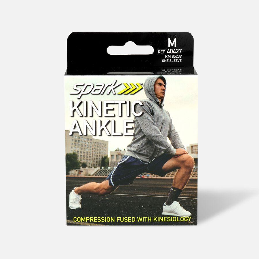 Spark Kinetic Compression Ankle Sleeve, , large image number 1