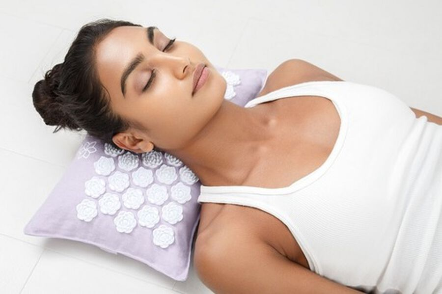 Kanjo Acupressure Pillow, , large image number 5