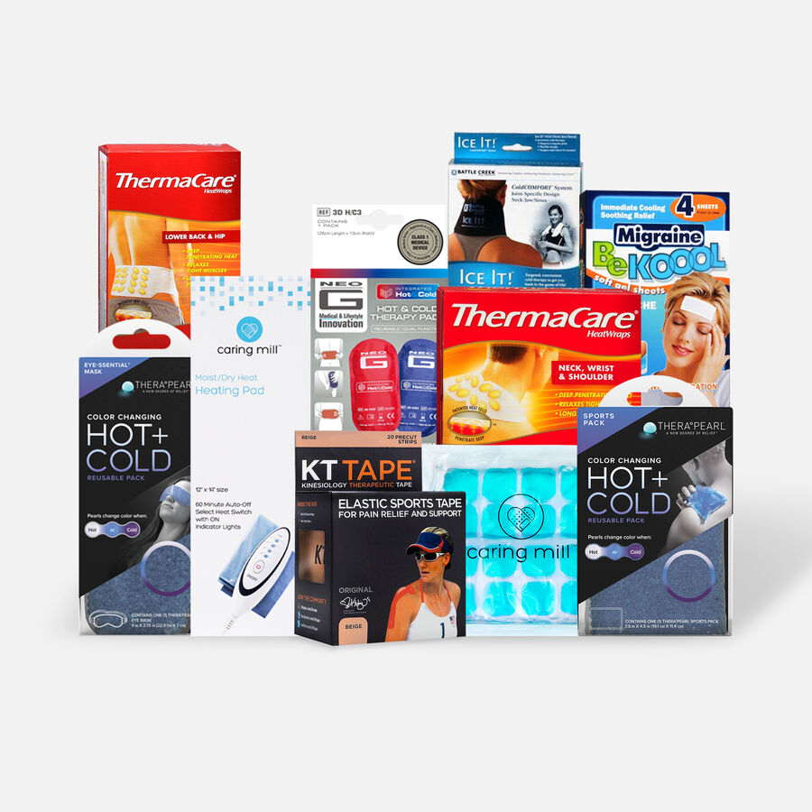 Pain Relief Bundle, , large image number 0