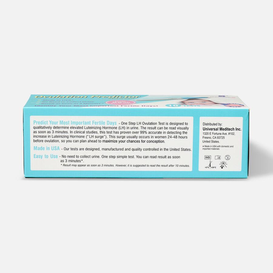 DiagnosUS Midstream Ovulation Tests - 10ct, , large image number 1