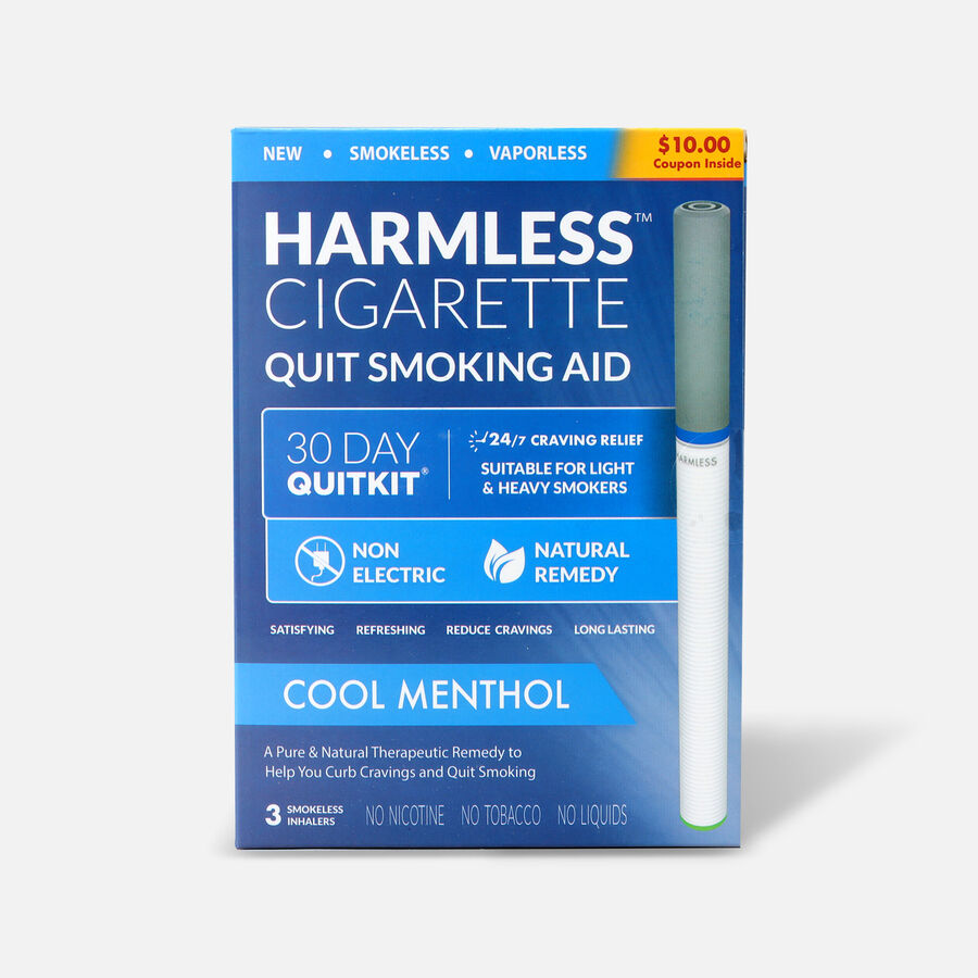 Harmless Cigarette Quit Smoking Aid, 30 Day Quit Kit, , large image number 3