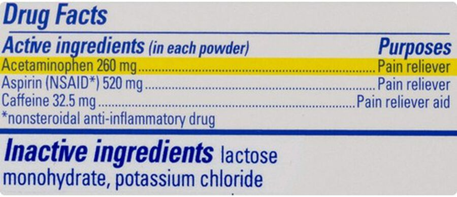 Goody's Extra Strength Headache Powder, 50 ct., , large image number 3