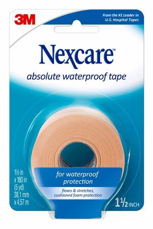 Nexcare Absolute Waterproof Tape, 1-1/2 x 5 yds.