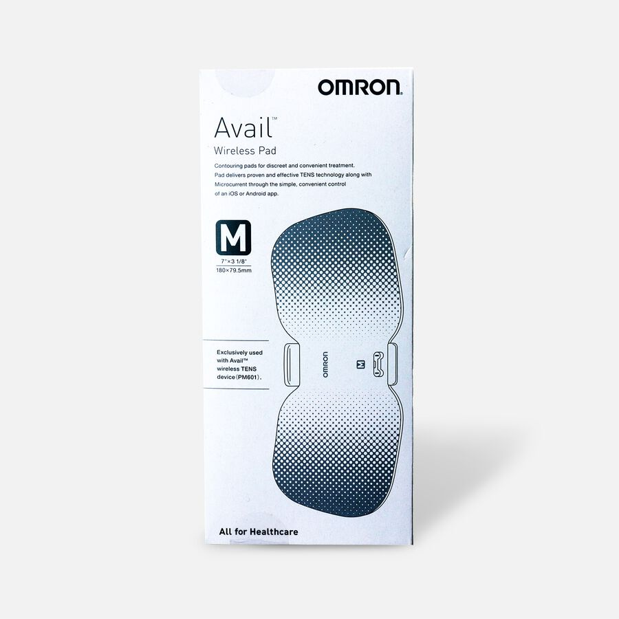 Omron Avail Wireless Pad Refill, Medium, , large image number 0