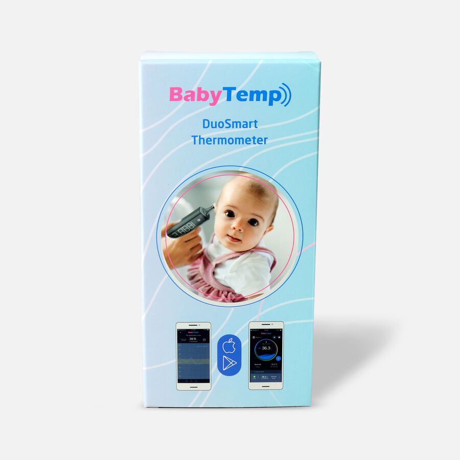 Dagamma Duosmart Ear and Forehead Thermometer for Baby/Adult, Quick 1 Second, , large image number 2