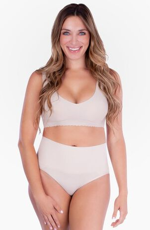 Belly Bandit C-Section Recovery Briefs- Nude