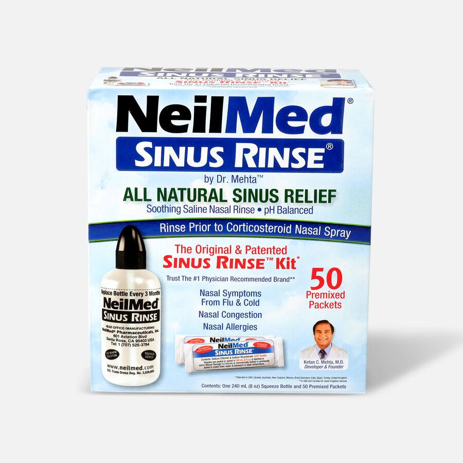 NeilMed Sinus Rinse Regular Kit, 1 kit, , large image number 0