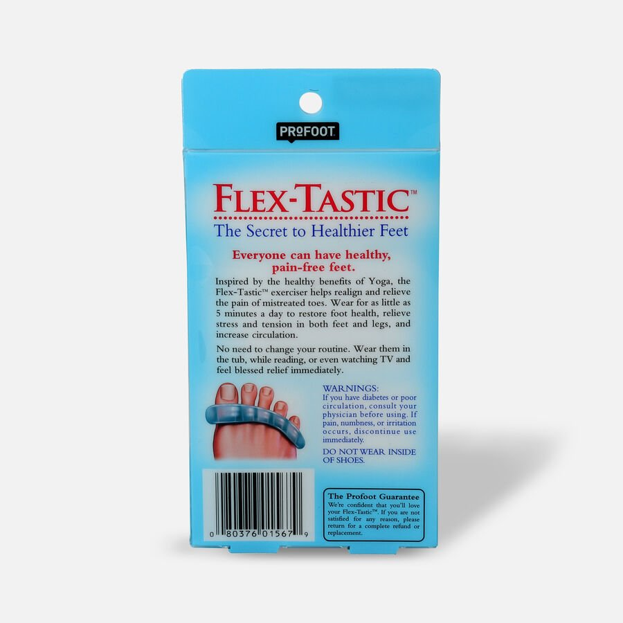 Profoot Care Flex-Tastic, Gel Toe Relaxers, , large image number 2
