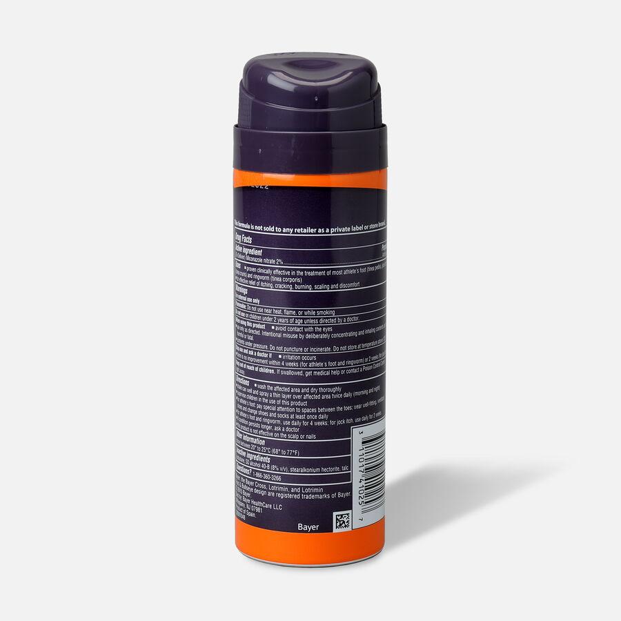 Lotrimin Antifungal Spray Powder, 4.6 oz, , large image number 1