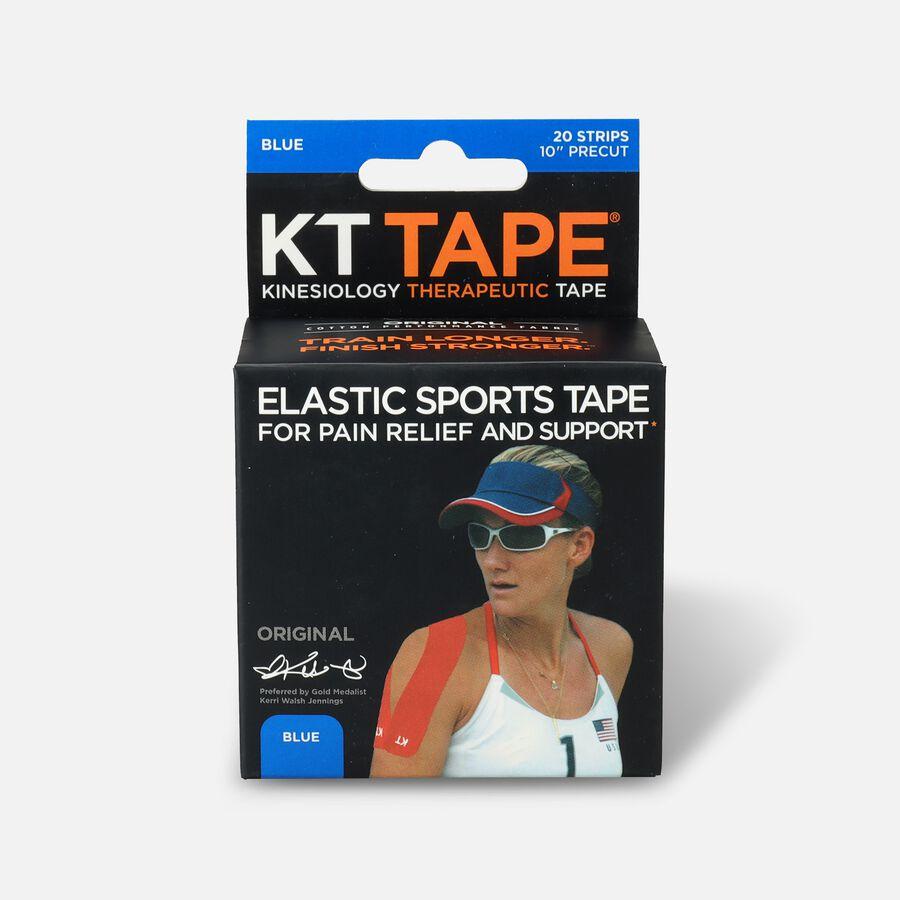 KT TAPE Original, Pre-cut, 20 Strip, Cotton, , large image number 2