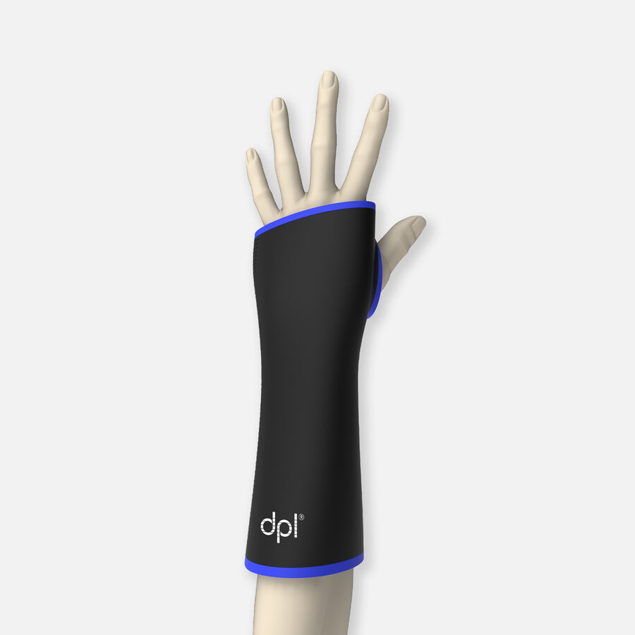 dpl Pain Relief Wrist Wrap, , large image number 0