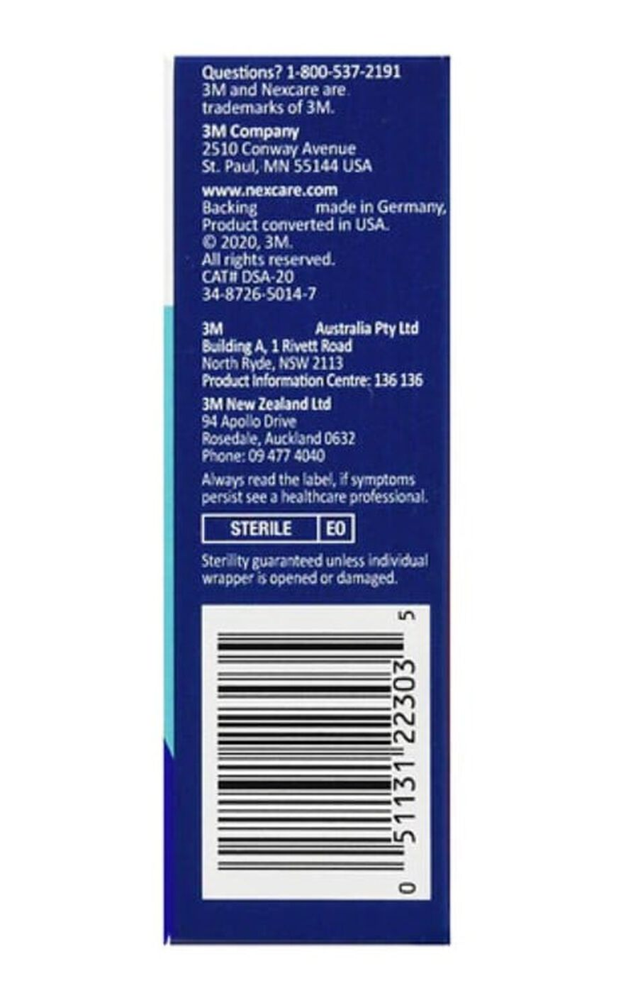 Nexcare DUO Bandage, Assorted, 20ct, , large image number 3
