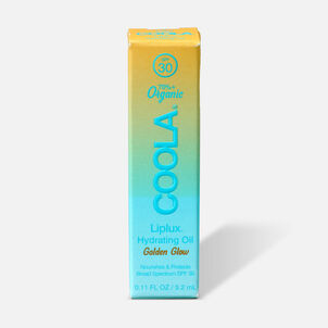 Coola Classic Liplux Organic Hydrating Lip Oil Sunscreen SPF 30