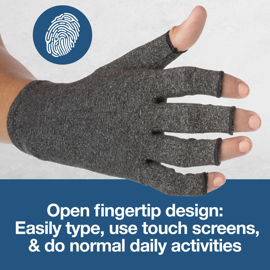 ZenToes Arthritis Compression Gloves, 1 pair, , large image number 8
