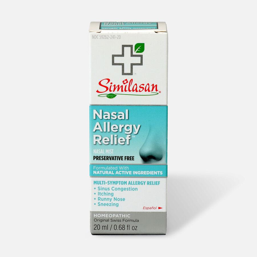 Similasan Nasal Allergy Relief, Preservative Free, 0.68 fl. oz., , large image number 0