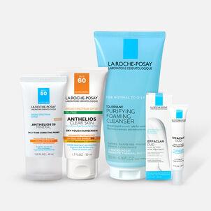 La Roche-Posay Daily Skincare Bundle