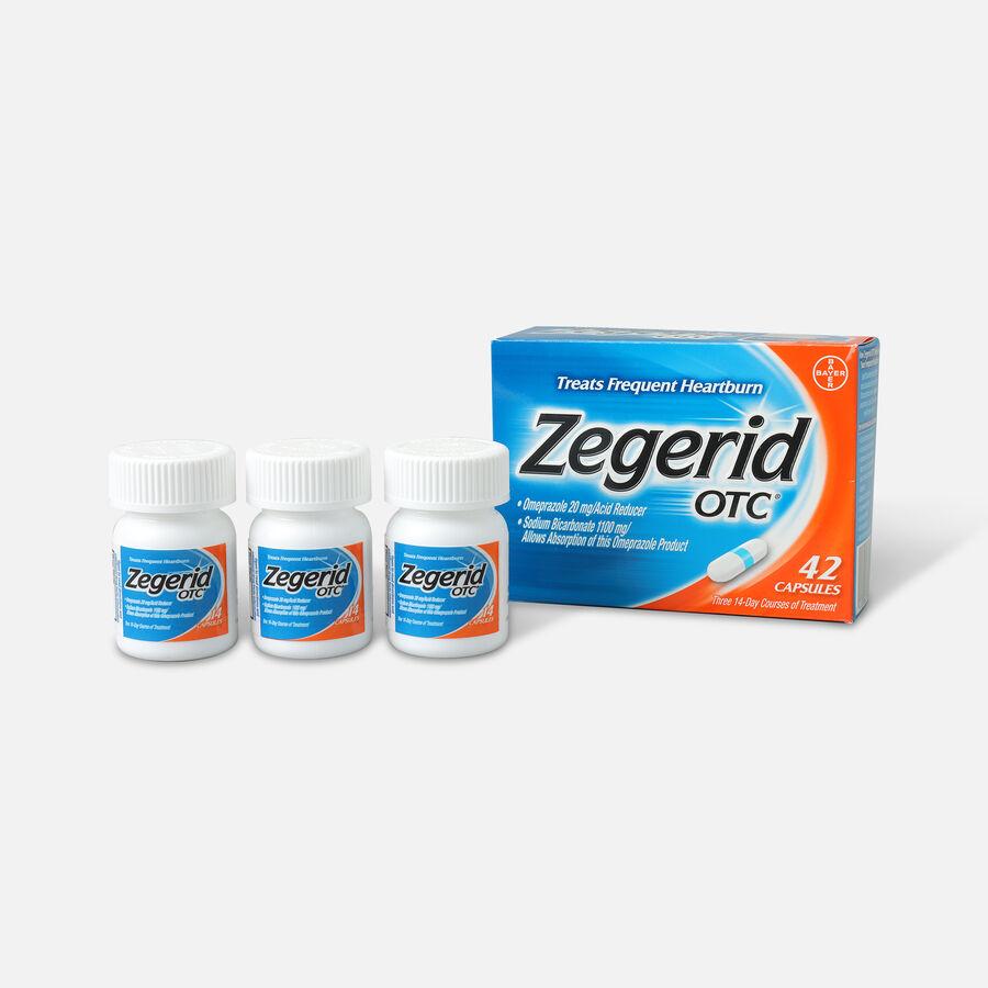 Zegerid OTC Heartburn Relief Capsules, 42 ct, , large image number 2